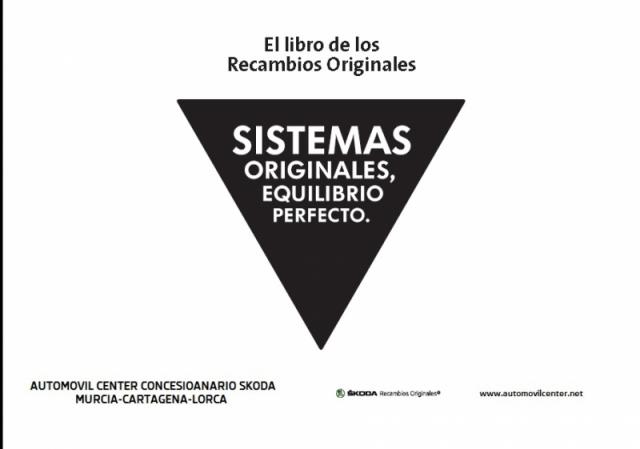 EL LIBRO DE LOS RECAMBIOS ORIGINALES