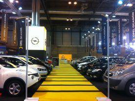 Opel estará presente en el Salón del Vehículo de Ocasión de Madrid