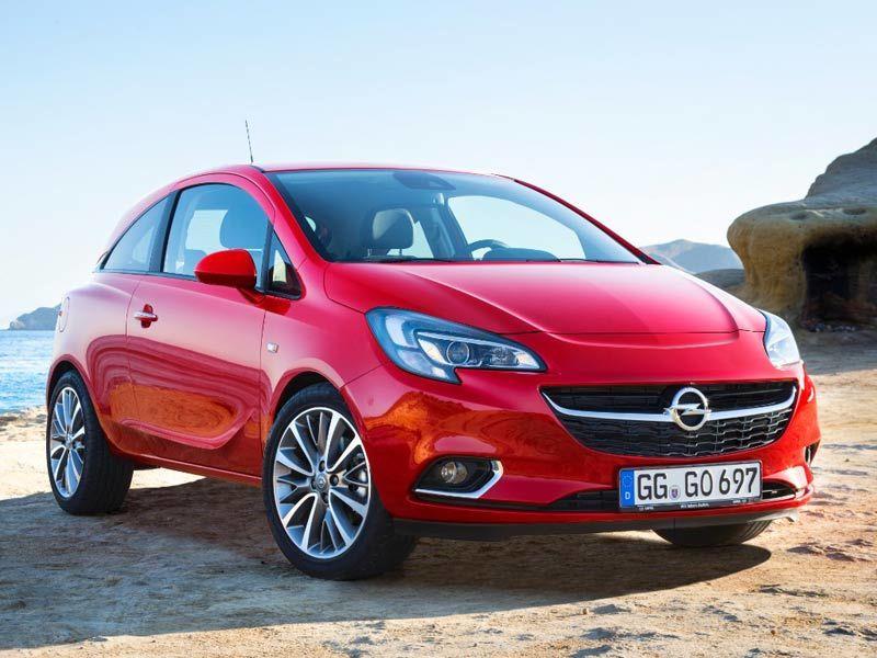 Opel mantiene su buena marcha en Europa