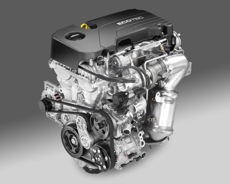 Nuevo Astra con tecnología avanzada: motor 1.4 ECOTEC Turbo de inyección directa