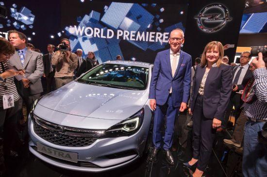 El nuevo Astra ya tiene 30.000 pedidos en Europa