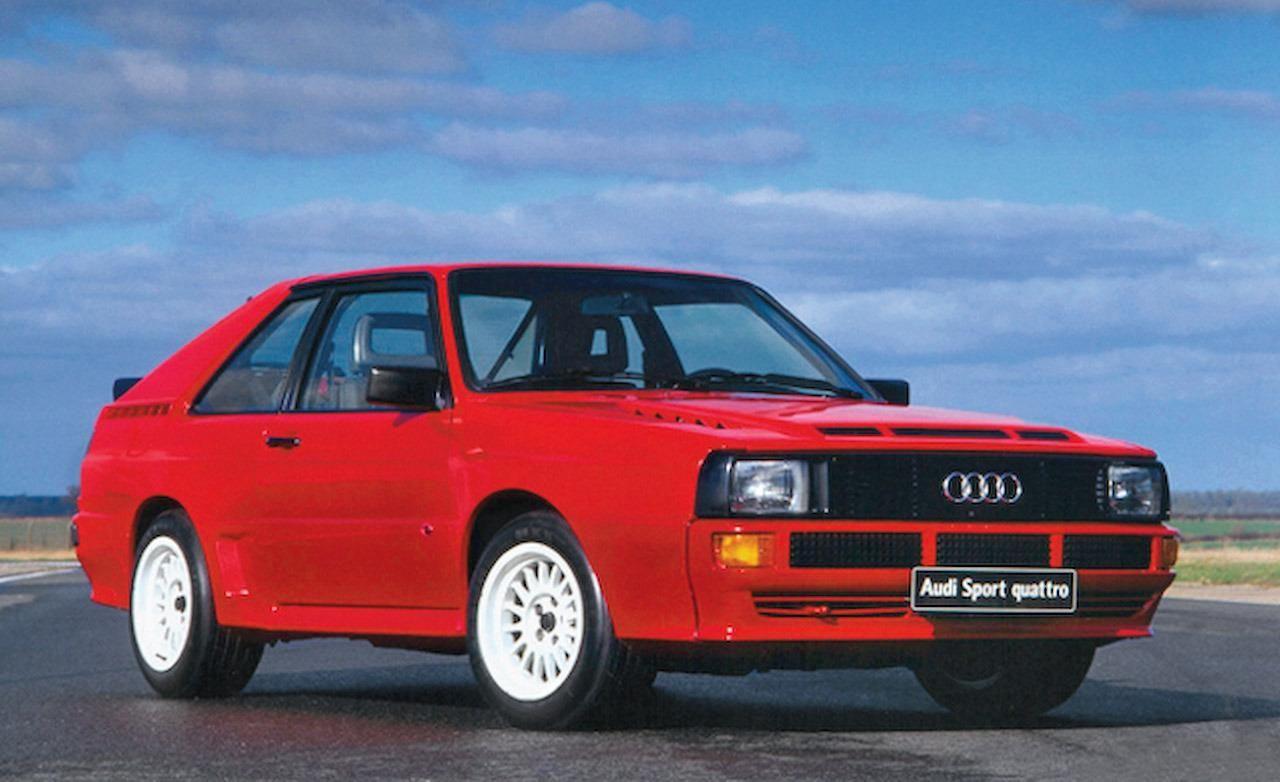 Coches Míticos: Audi Quattro