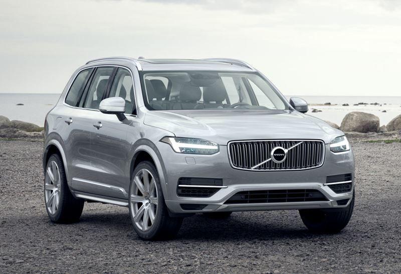 Volvo XC90, finalista al mejor coche del año