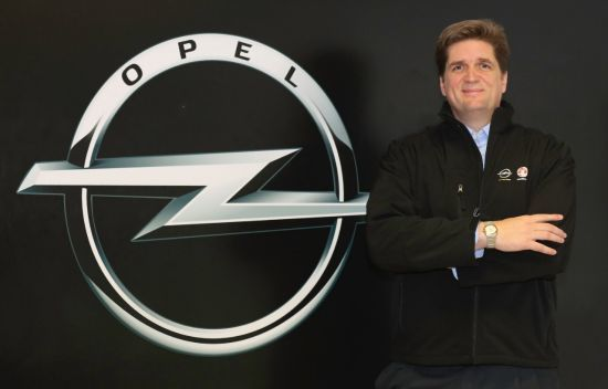 Fernando Andreu director de Manufacturas de General Motors España