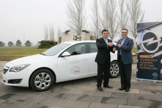 GM España y la D.O Campo de Borja colaboran en promocionar el IV Concurso Garnachas del Mundo