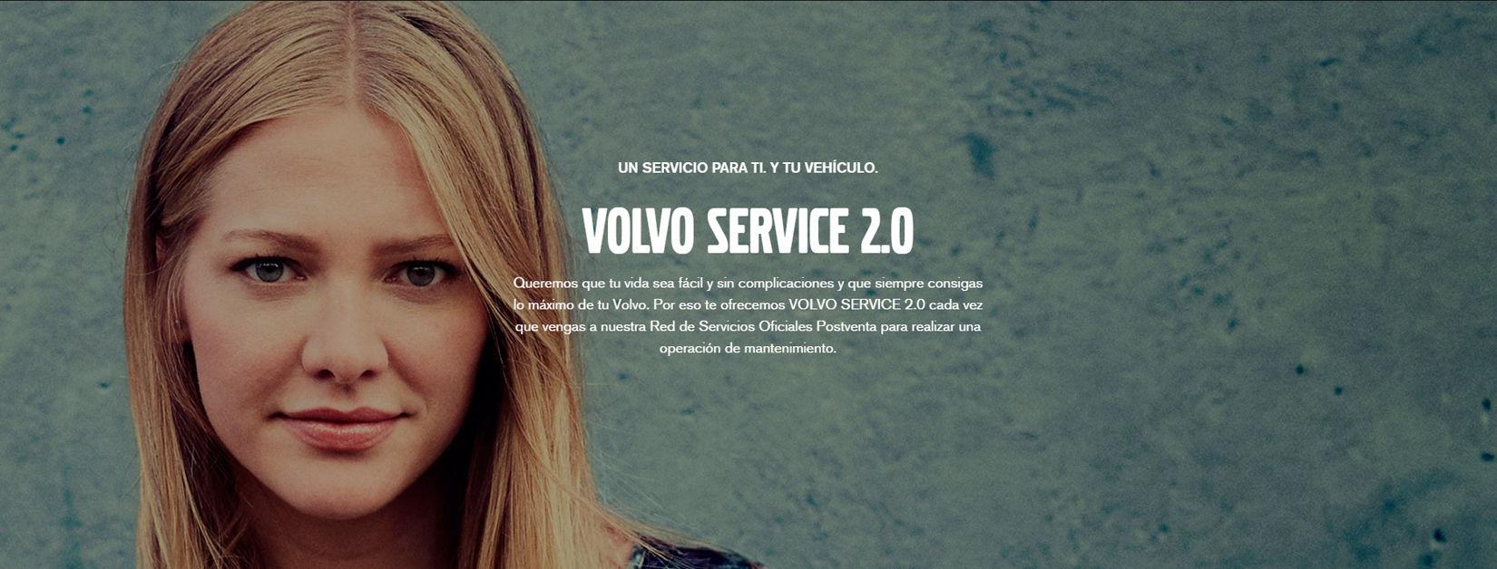 Oferta Volvo Service 2.0