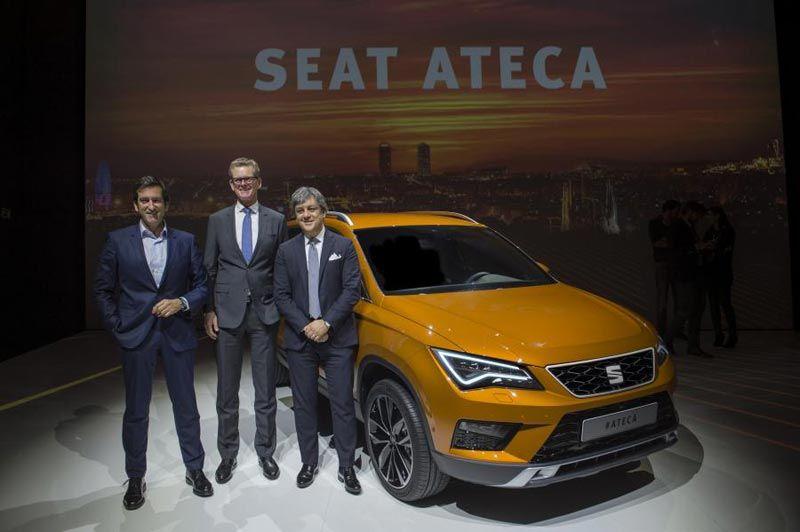 Nuevo SEAT ATECA: Estilo, dinamismo y utilidad para la aventura urbana