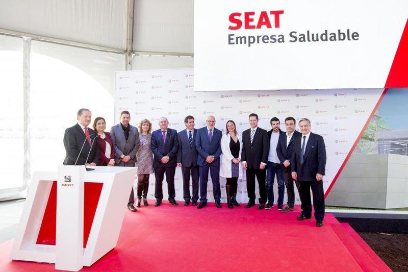 SEAT invierte tres millones de euros en un innovador centro de salud para sus empleados