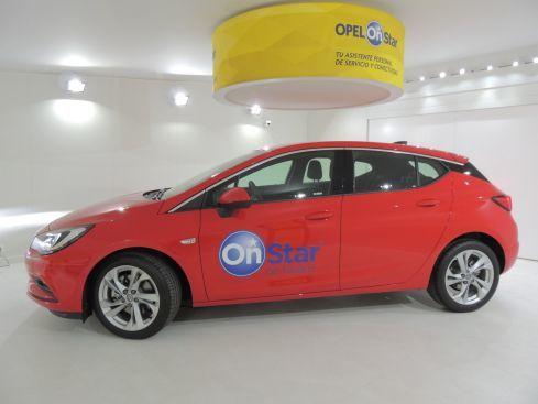 Opel crea una exposición online para mostrar el nuevo Astra y OnStar