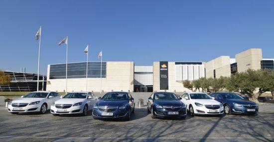 Repsol renueva su flota comercial con 180 coches Opel con AutoGas