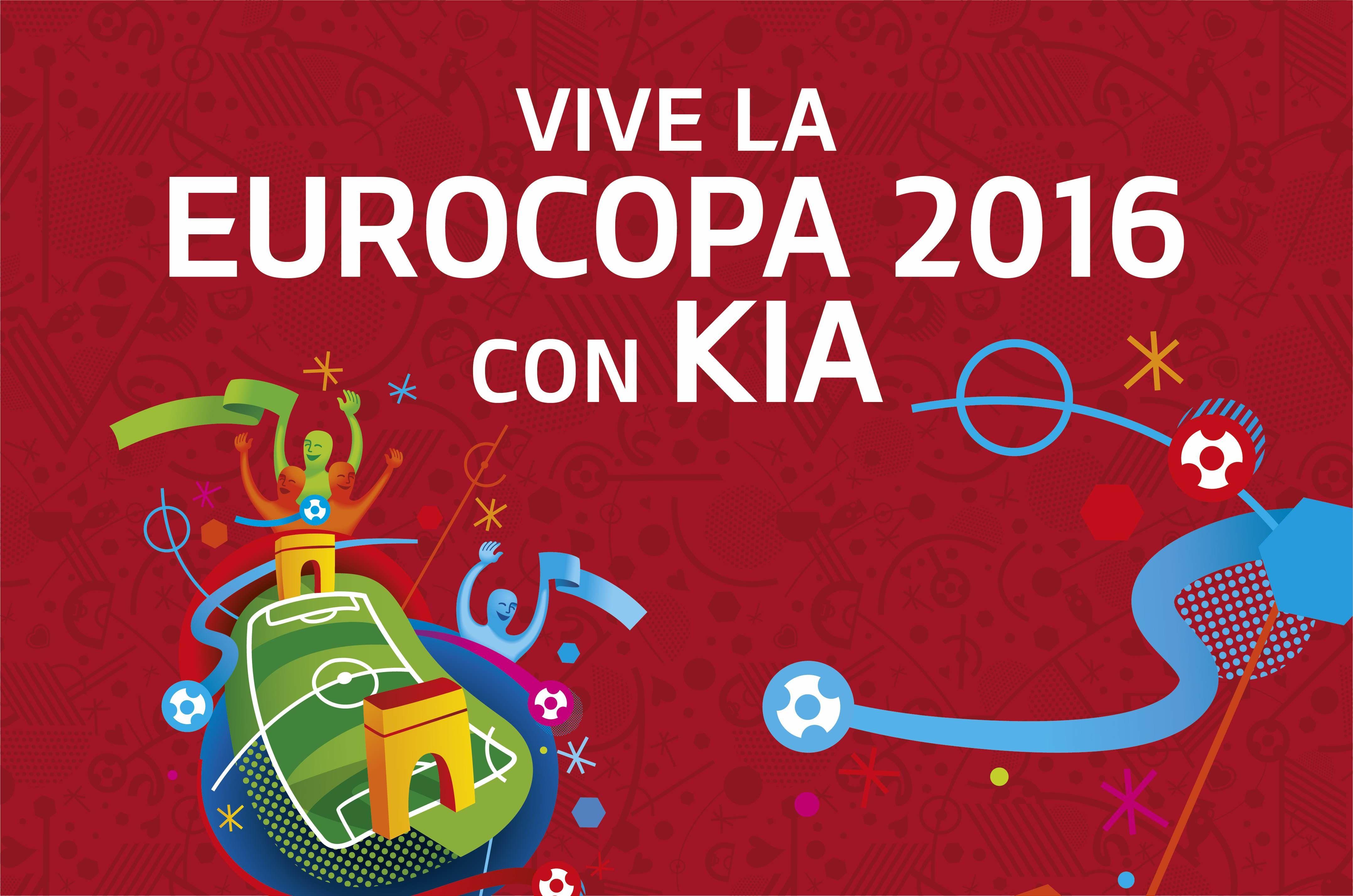 Cumple tu sueño: Vive la Eurocopa 2016 con Kia