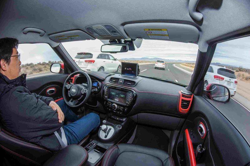 Kia Motors introduce la división DRiVE WISE para las tecnologías de conducción autónoma