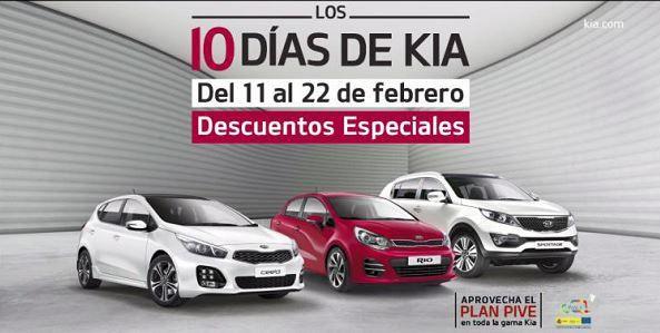 """Llega la 5ª edición de los """"10 Días Kia"""""""