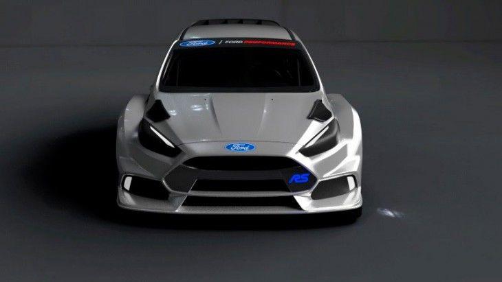 Ken Block estrenará la versión más radical del Nuevo Focus RS en el Campeonato Mundial de Rallycross