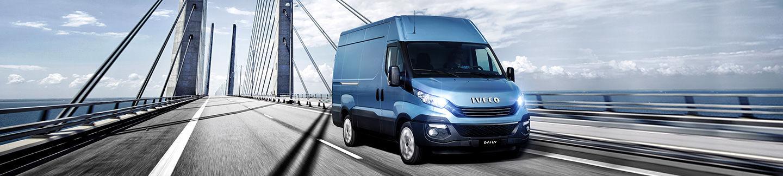"""Nuevo Daily Euro 6, el mejor socio para el transporte gracias a su revolucionario """"DAILY BUSINESS UP"""""""