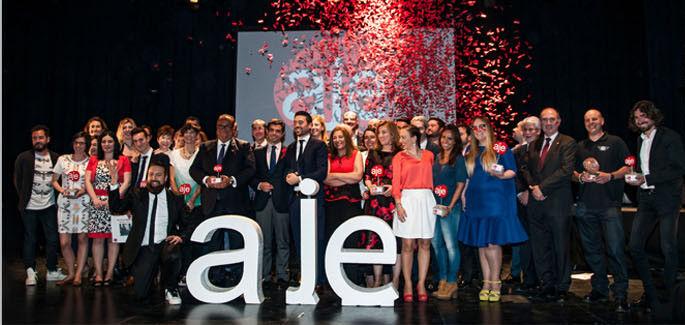 El concesionario Iveco Talleres Garrido premia a los jóvenes empresarios de Albacete