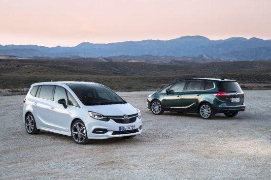 Conectividad y flexibilidad máximas: el salón sobre ruedas 4.0 de Opel