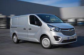 Opel Vivaro: Polifacético, compañero de trabajo y vehículo de lujo para el transporte