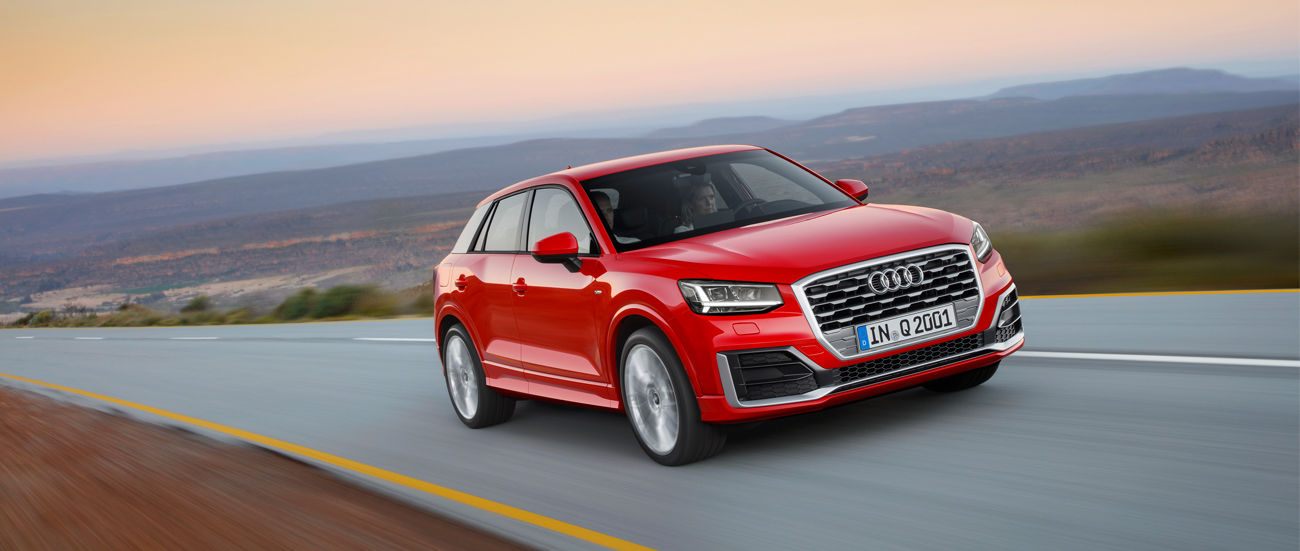Audi en el Salón de Ginebra: un nuevo SUV compacto y dos potentes versiones tope de gama