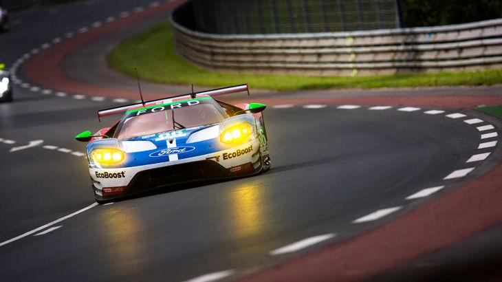 Ford GT renueva por tres temporadas más con el Mundial de Resistencia