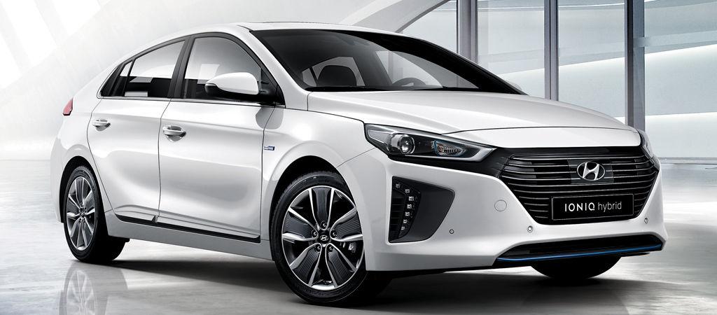 Hyundai IONIQ gana el prestigioso premio Red Dot Design 2016
