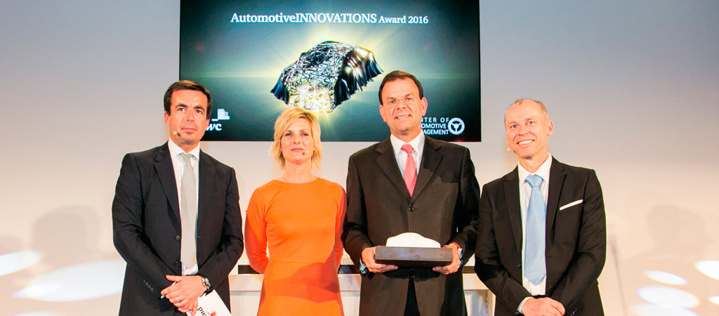 Hyundai gana el premio AutomotiveINNOVATIONS