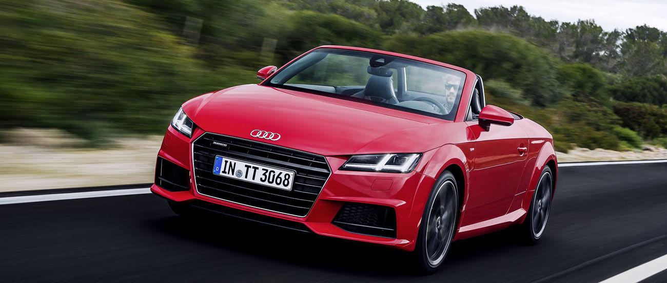 Audi aumenta sus ventas un 5,6 por ciento en los primeros seis meses del año