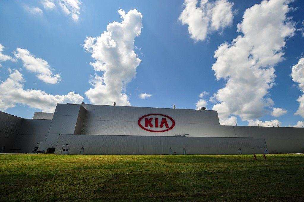 Kia amplia las zonas verdes junto a sus instalaciones de producción