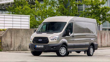 La nueva Ford Transit, ahora más segura para conductores y peatones