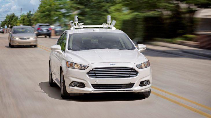 Ford más cerca de conseguir un auténtico 'Coche fantástico'