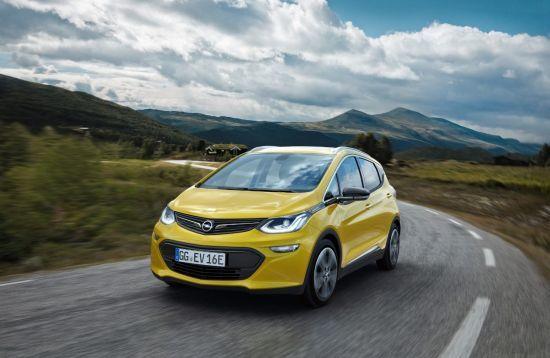El Opel Ampera-e revoluciona la electromovilidad con más de 400 kilómetros de autonomía