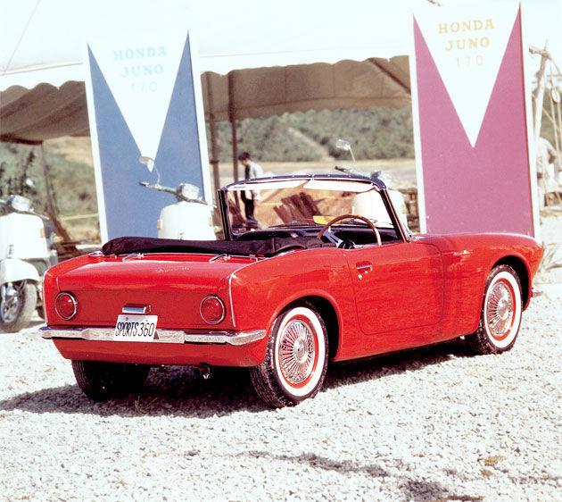 Innovación y política: Cómo Honda estuvo a punto de no poder fabricar coches… por ley