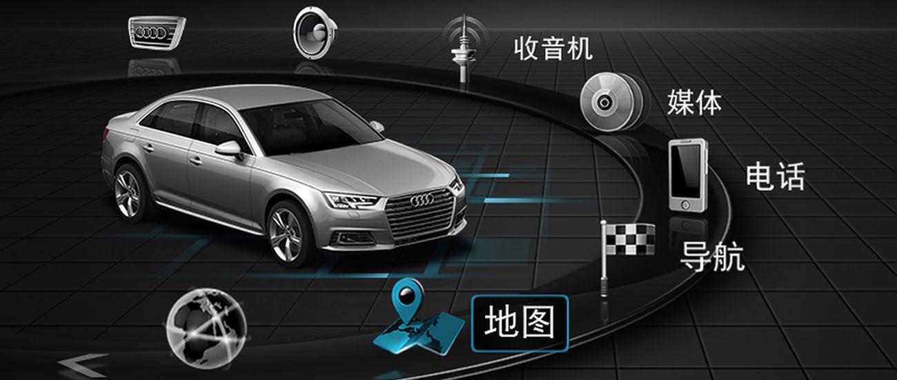 Audi refuerza su asociación con gigantes tecnológicos chinos