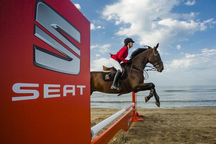 SEAT y el Real Club de Polo convierten a Barcelona en la capital mundial de la hípica