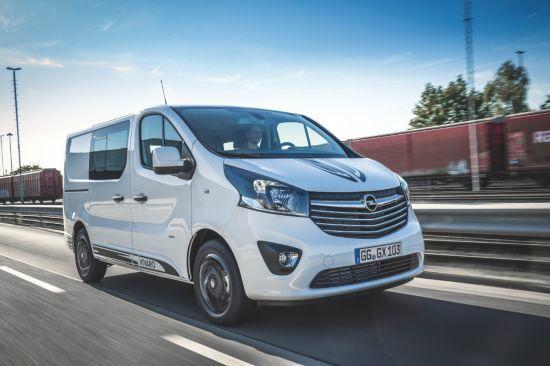Nuevo Opel Vivaro Sport: el trabajador infatigable con elegancia deportiva