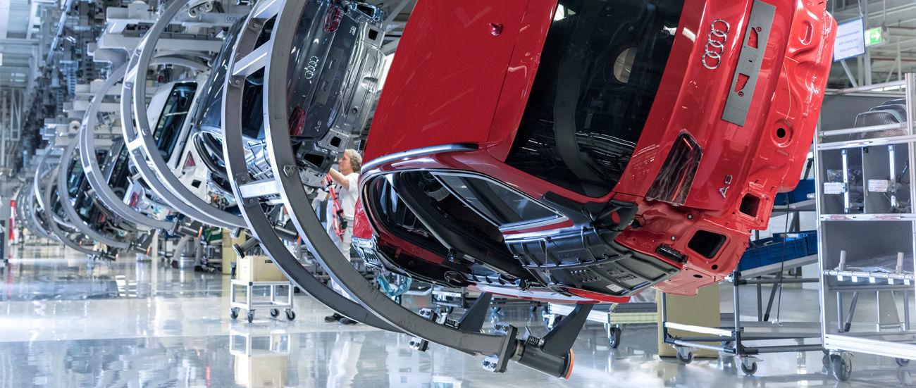 La factoría de Audi en Neckarsulm recibe el premio Lean Award