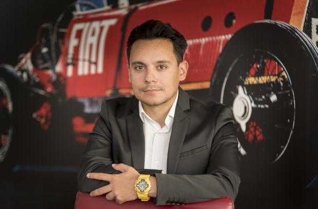 Guillermo García Alfonsín, nuevo director de comunicación y relaciones institucionales de Fiat Chrysler Automobiles Spain