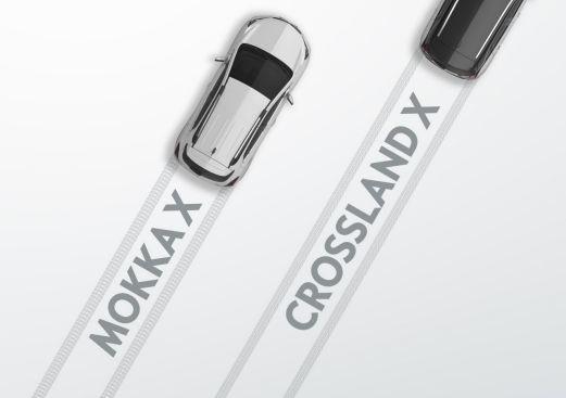Opel llamará Crossland X a su nuevo crossover