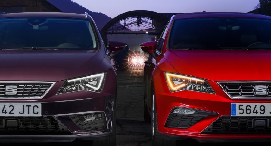 Nuevo SEAT León: Más elegante, avanzado y potente