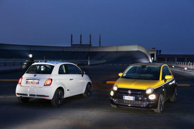"""Hasta 8.000 euros de descuento en los """"Colour Days"""" de Fiat"""