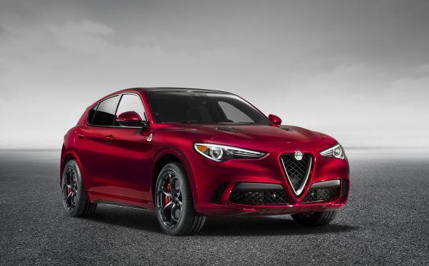 Estreno mundial: Alfa Romeo Stelvio