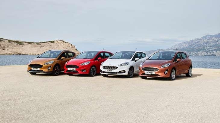 La nueva generación del Ford Fiesta se presenta rodeada de sorpresas en el Evento 'Go Further'
