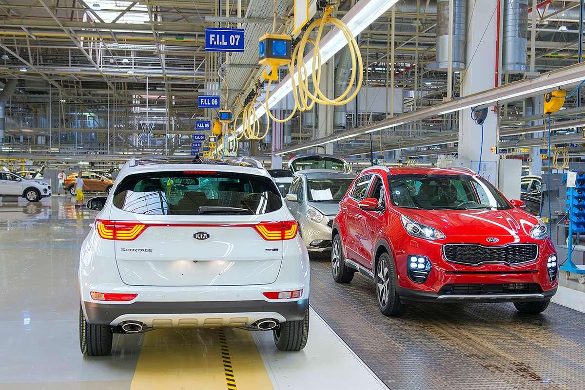 Kia cumple 10 años de producción en Europa