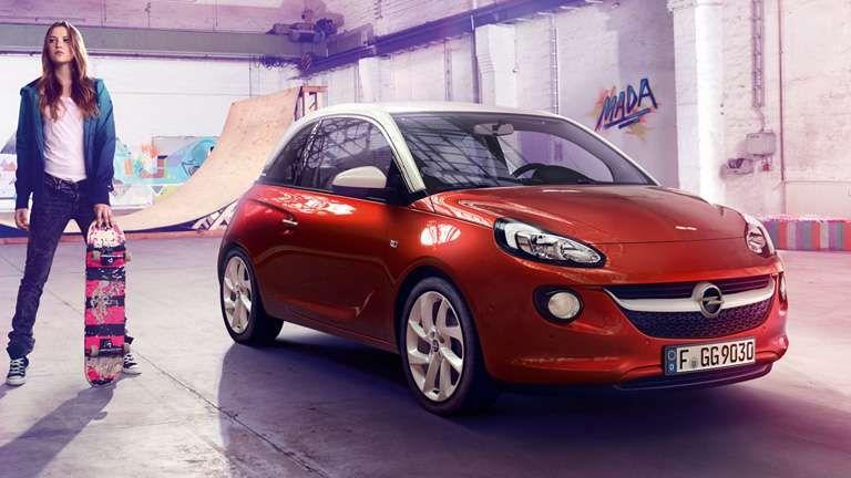 Los futuros Opel Corsa y ADAM se producirán en Zaragoza