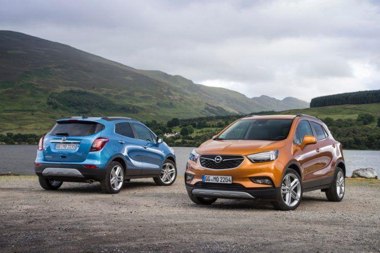 Opel líder de ventas de turismos a particulares en 2016