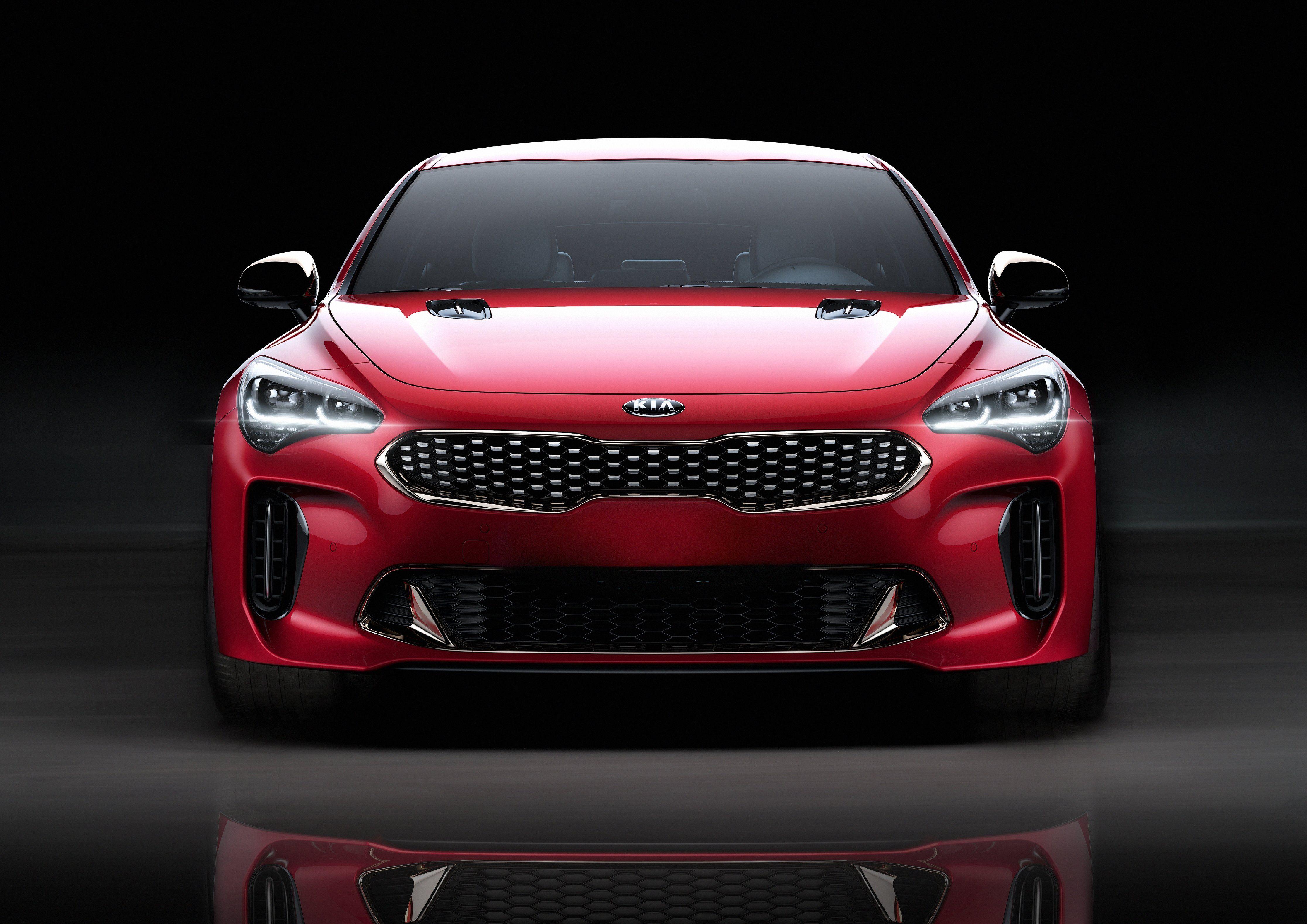 El Kia Stinger recibe el premio EyesOn Design a la Excelencia en el Diseño de Automóviles de Producción