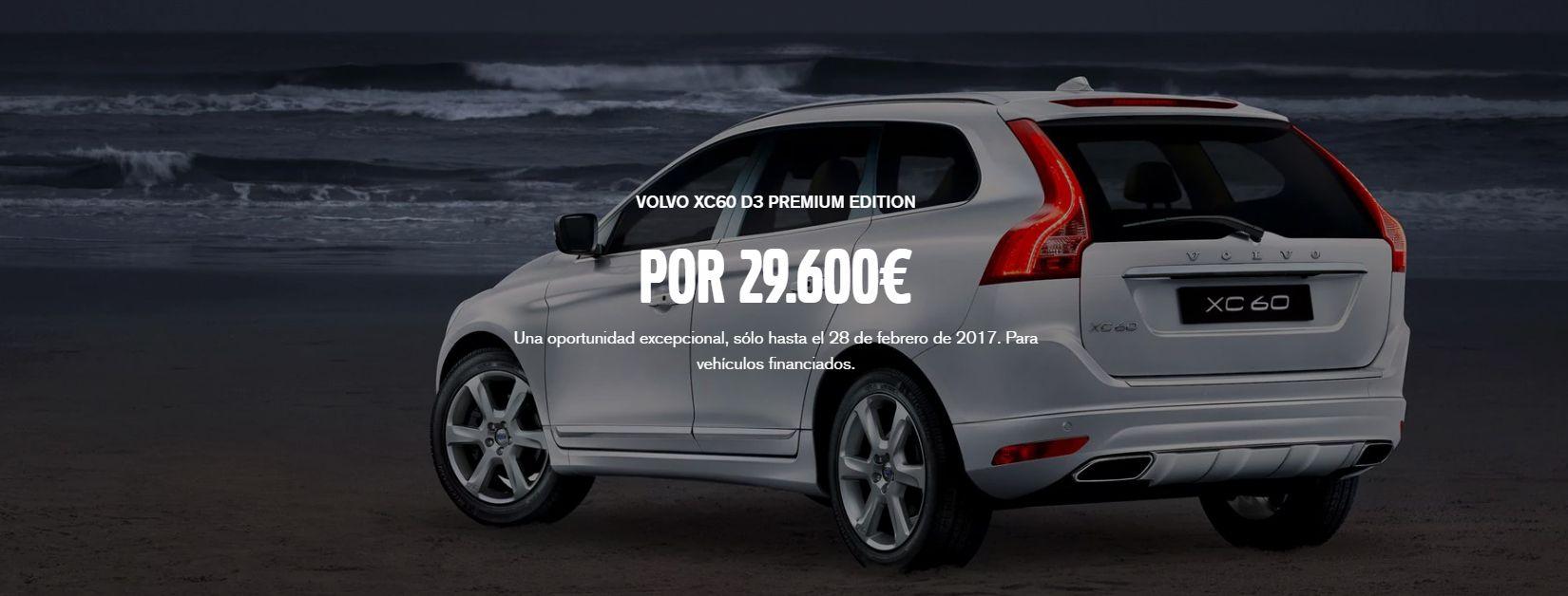 VOLVO XC60 POR 29.600€
