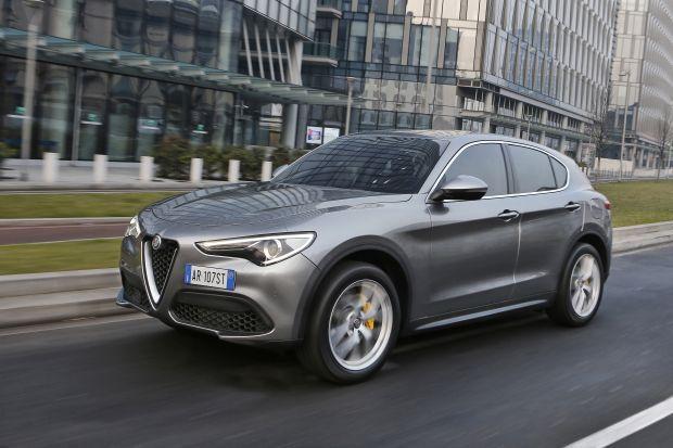 Alfa Romeo en el Salón del Automóvil de Ginebra 2017