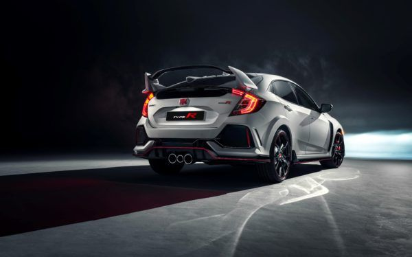 Ginebra recibe al nuevo Honda Civic Type R