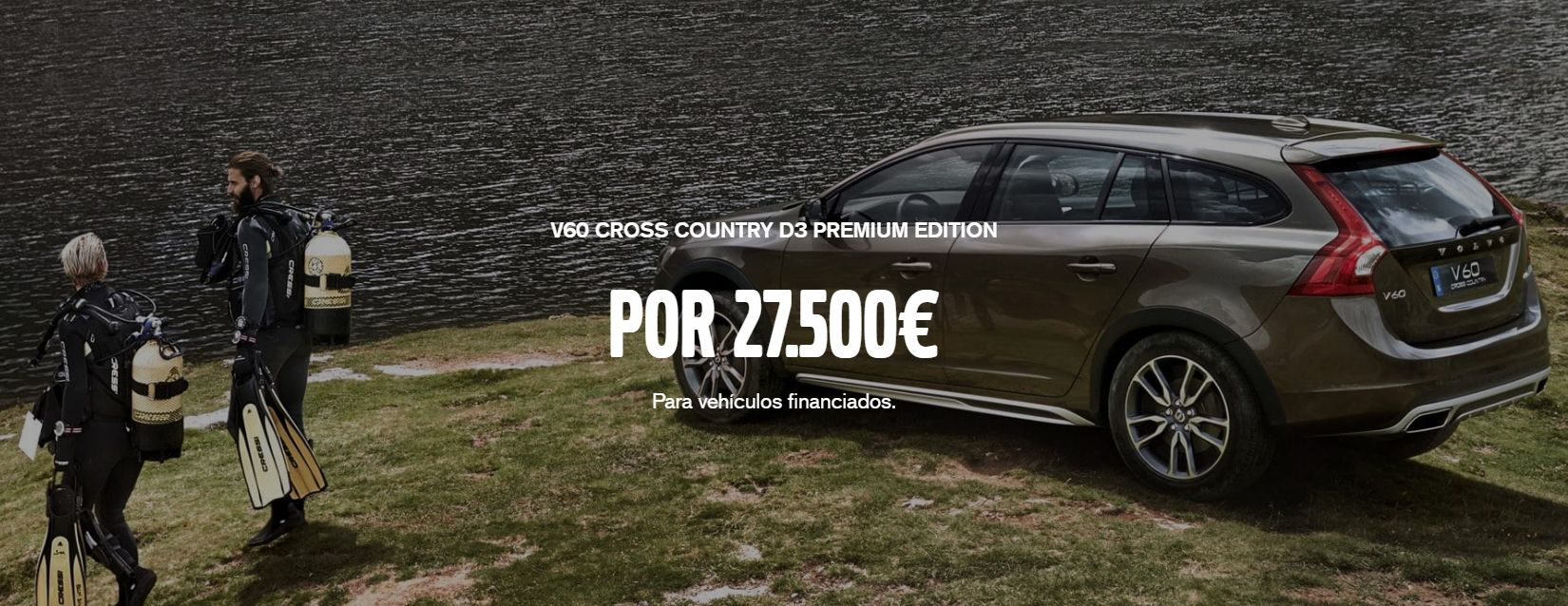 VOLVO V60 CROSS COUNTRY PREMIUM EDITION